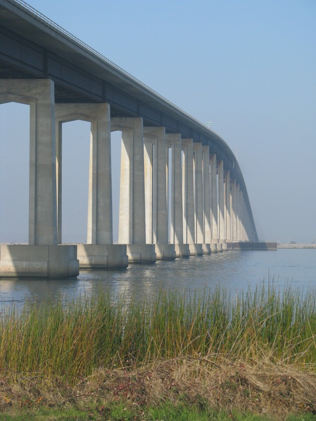 Senator John A. Nejedly Bridge