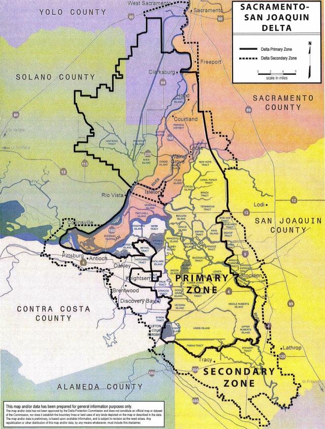 Delta Map