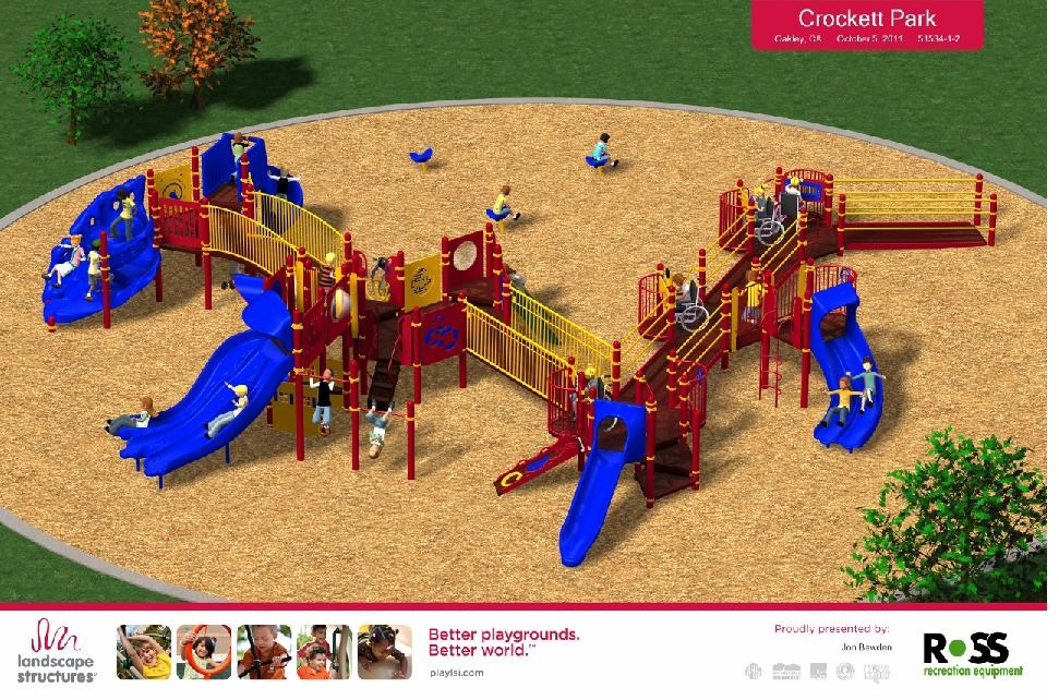 East County S First All Abilities Playground Coming To