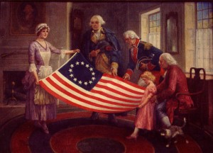 betsyrossandflag