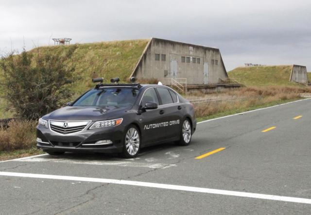 Honda's testing grounds at the GoMentum Station autonomous vehicle test facility in Concord, California. REUTERS/Maki Shiraki